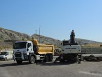 Beypazarı Belediyesi Yeni Atölye Binası İnşaat Çalışmalarına Başladı