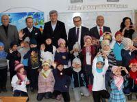 Beypazarı'nda Çocukları Isıtan Kampanya