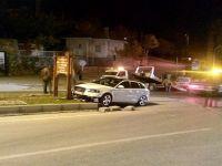 Beypazarı Ayvaşık İnözü Kavşağında Trafik Kazası