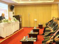 Beypazarı İş Dünyası Ekonomik İstişare Toplantısında Buluştu