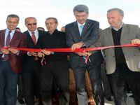 Beypazarı İlçesi Kırbaşı Yoluna Soycanoğlu Petrol Opet İstasyonu Açıldı