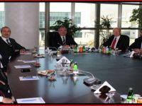 BTO Yön.Krl. KOSGEB ve Ankara Sanayi Odası 1.Organize Sanayi Bölgesi ziyaretleri…