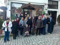 Başkan Sargın'dan Kadın Meclisi'ne Beypazarı Gezisi