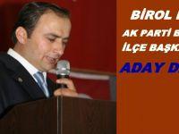 Beypazarı Ak Parti İlçe Başkanlığına Aday Değilim