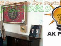 AK Parti Beypazarı İlçe Başkan Adayı Ali ÇAKIROĞLU