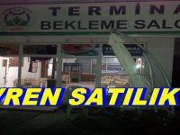 Beypazarı Otobüs Terminalinde DEVREN Satılık Bekleme Salonu