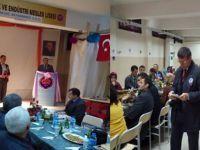 24 Kasım Öğretmenler Günü Fatih Meslek lisesinde Kutlandı