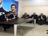 Ak Parti Beypazarı Teşkilati İlk Toplantısını Yapıyor