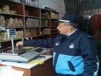 Beypazarı Belediyesi Zabıta Ekipleri ölçü ve tartı aletleri denetimine başladı