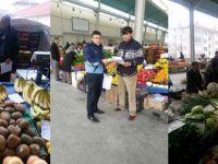 Beypazarı Belediyesi Zabıta Müdürlüğü pazar yerleri yer tahsis çalışması başlattı