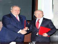 ASO ile BTO Arasında Kardeş Oda Protokolü İmzalandı
