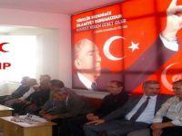 MHP Beypazarı İlçe Başkanlığı kongresi 27 Aralık 2014 Cumartesi günü yapılacak.