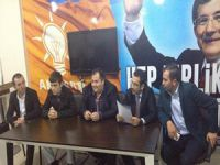 Beypazarı  Ak Parti Haftalık İlçe Gençlik Kolları Toplantısını Yaptı
