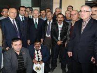 """Beypazarılı çiftçiler, """"Güçlü Çiftçi, Güçlü Türkiye için CHP Tarım Programını Açıklıyor"""" toplantısına katıldılar"""