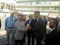 Beypazarı Belediye Başkanı Tuncer Kaplan 27.Ahilik haftası kutlamalarında