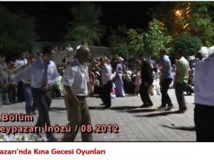 Beypazarı'nda Kına Gecesi Oyunları